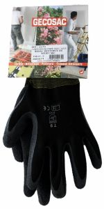 Gants synthétiques enduits latex Taille 9